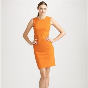 NWT! Tory Burch Marcella Sleeveless Sheath Dress 6